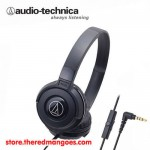 Audio Technica ATH-S100iS Black