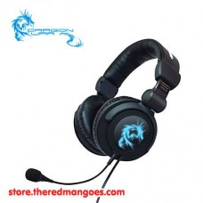 Dragon War Beast GHS002 Professional Gaming Headset With Mic
