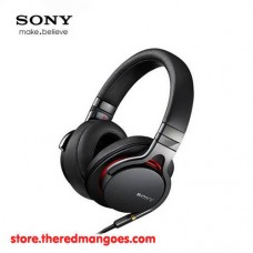 Sony MDR-1A Premium Hi-Res Stereo Headphones Black