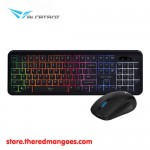 Alcatroz Xplorer 7730 LFX Multimedia Keyboard and Mouse Combo