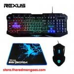 Rexus Warfaction VR1 Keyboard Mouse Combo