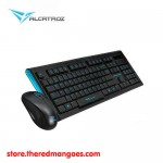 Alcatroz Xplorer Air 1000 Keyboard Mouse Wireless Blue