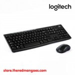 Logitech MK270R Keyboard Mouse Wireless