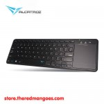 Alcatroz Airpad 1 Wireless Keyboard With Touch Pad Black