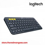 Logitech K380 Multi Device Bluetooth Keyboard Black