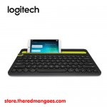 Logitech K480 Multi Device Bluetooth Keyboard Black