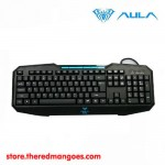 Aula Adjudication SK-832 Ergonomic Gaming Multimedia Keyboard