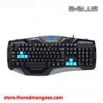 E-Blue Combatant EX Floating Gaming Keyboard