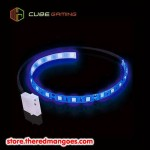 Cube Gaming Led 30cm Blue