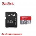 Sandisk Micro SD A1 16GB 98Mbps With Adapter