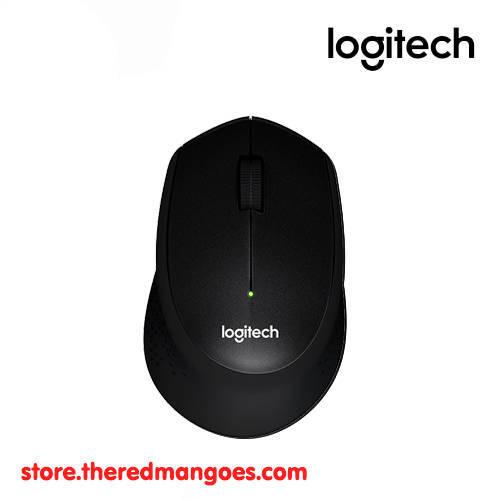0c628c8ef60 Logitech M331 Silent Plus Wireless Mouse Black