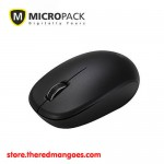 Micropack MP-716 W Wireless Mouse Black