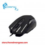 Dragon War Emera ELE-G11 Gaming Mouse Black