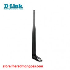D-Link DWA-127 Wireless N 150 High-Gain USB Adapter