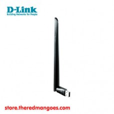 D-Link DWA-172 Wireless AC600 Dual Band High Gain USB Adapter