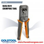 Gold Tool TTK-506 RJ45 Cat5 & RJ 11 Crimping Tool