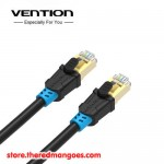Vention Lan VAP A06 Cable RJ45 Cat6 SSTP Double Shielded 2m Black