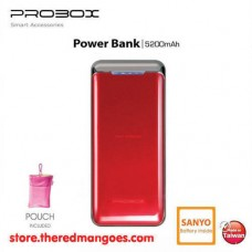 Probox HE1-52U1 5200mAh Red