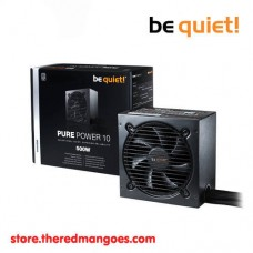 Be Quiet! Pure Power 10 500W - 80 Plus Silver - Number 1 PSU in Germany