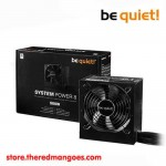 Be Quiet! System Power 8 500W - 80 Plus - Number 1 PSU in Germany