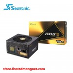 Seasonic Focus Plus Gold FX-550 550W Full Modular - 80 Plus Gold