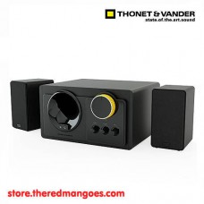Thonet & Vander Grub Wooden Multimedia Speakers 2.1
