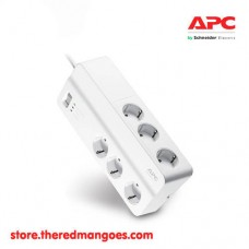 APC PM6-GR Essential Surge Arrest 6 Outlets