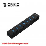 Orico H7013-U3 7 Port USB 3.0 Hub Black