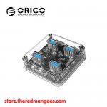 Orico MH4U-U3 4Port USB 3.0 Hub Transparent