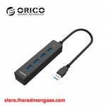 Orico W8PH4-U3 4 Port USB 3.0 Hub Black