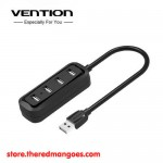 Vention J43 USB Hub 2.0 4 Port 0.5m