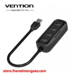 Vention J43 USB Hub 2.0 4 Port 1m