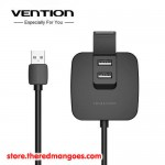 Vention J51 USB Hub 2.0 4 Port And Stand 1m