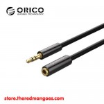 Orico AM-MF2-10 / AM-MF2 Copper Shell 3.5mm Audio Extension Cable 1m