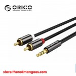 Orico AM-MRC1-15 / AM-MRC1 3.5mm to Dual RCA Ports Audio Cables 1.5m