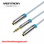 Vention B08 Cable Aux Audio Splitter 3.5mm Male to 2 Female