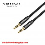 Vention BAGBG / BAG Kabel Aux Audio 3.5mm Male to Male Fabric Braided 1.5m
