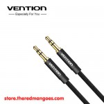 Vention BAGBH / BAG Kabel Aux Audio 3.5mm Male to Male Fabric Braided 2m