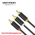 Vention BCABF / BCA Kabel Aux Audio Video 3 x RCA Male to Male 1m