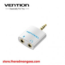 Vention BDBW / BDB Connector Aux Audio & Mic Splitter 3.5mm Male to 2 Female