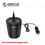 Orico MP-3U2S 3 Port USB Car Charger And 2 Port Car Cigarette Lighter
