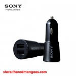 Sony CP-CADM2 In Car USB Charger with 2 ports