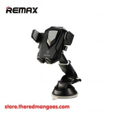Remax RM-C26 Soft Silicone Anti Slip Adjustable Phone Car Dashboard Holder Grey