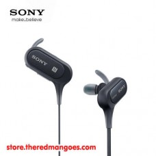 Sony MDR-XB50BS Extra Bass Wireless Sports Bluetooth Black