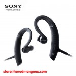 Sony MDR-XB80BS Extra Bass Wireless Sports Bluetooth Black