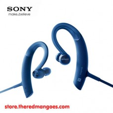 Sony MDR-XB80BS Extra Bass Wireless Sports Bluetooth Blue