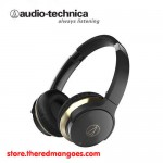 Audio Technica ATH-AR3BT Bluetooth Headset Black