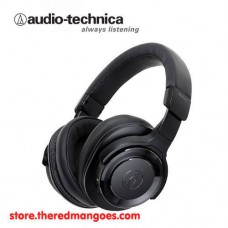 Audio Technica ATH-WS990BT Solid Bass Wireless Headset Black