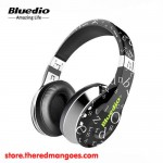 Bluedio Air A Bluetooth Headset Black