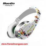 Bluedio Air A Bluetooth Headset White